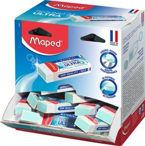 DISTRIBUTEUR 50 GOMMES BLANCHES TECHNIC