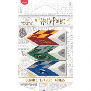 BLISTER 3 GOMMES PYRAMIDE MAPED HARRY