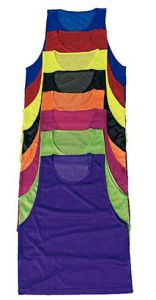 LOT 6 CHASUBLES TAILLE S ROUGE
