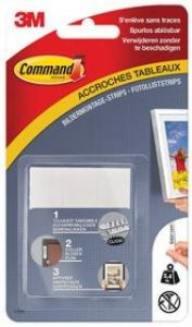 BLISTER 1 FIXATION ADHESIVE COMMAND GM