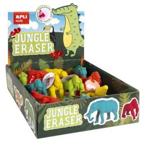 GOMME JUNGLE ASSORTIES