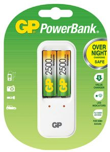 BLISTER 1 CHARGEUR PILES POWERBANK 410
