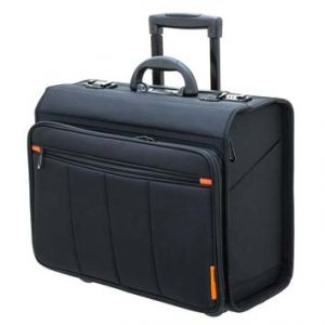 PILOT CASE TROLLEY ORDI 17' THE CHASE