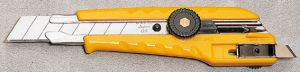 BLISTER 1 CUTTER LAME SECABLE 18MM L-3