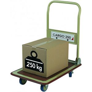 CHARIOT PLIANT 48X74CM CARGO 250KG