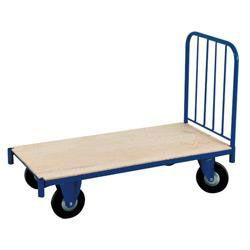 CHARIOT PLATEAU UNIVERSEL CHARGE 400KG