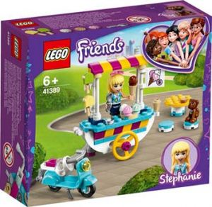 FRIENDS CHARIOT CREMES GLACEES 97PCES
