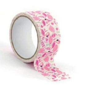 MASKING TAPE QUEEN FLAMANT ROSE
