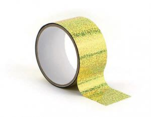 MASKING TAPE QUEEN HOLOGRAPHIQUE