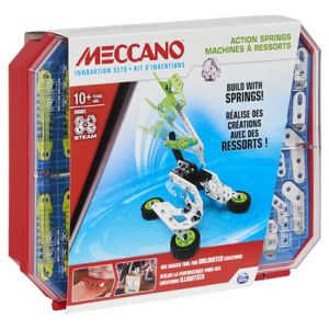 MECCANO SET 4 KITS COMPLETS INVENTIONS