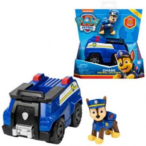 PAT PATROUILLE VEHICULE + FIGURINE CHASE
