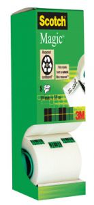 DISTRIBUTEUR 8 ADHESIFS INVISIBLES 19MMX