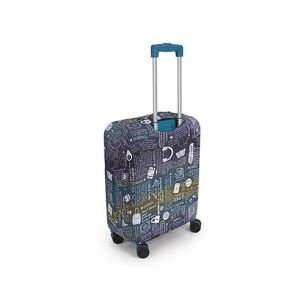 HOUSSE PROTECTION VALISE L POLYESTER