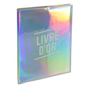 LIVRE D OR 27X22 GLOSSY