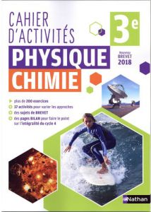 PHYSIQUE CHIMIE 3E (TD) 2018
