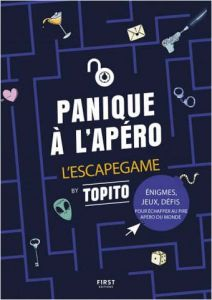 AFTERWORK L'ESCAPE GAME BY TOPITO