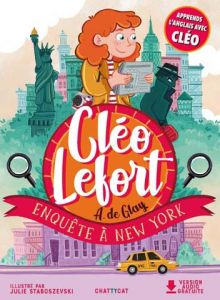 CLEO LEFORT ENQUETE A NEW YORK