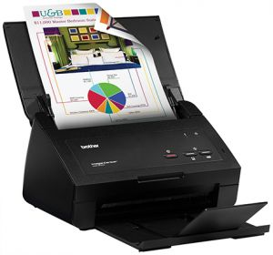 SCANNER COULEUR A4 BROTHER ADS2200