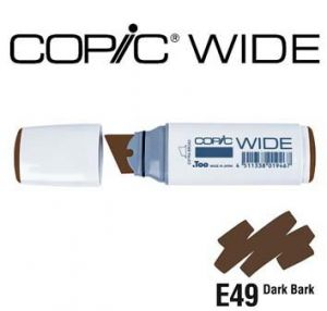 MARQUEUR COPIC WIDE POINTE EXTRA LARGE