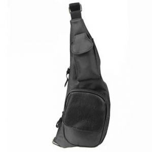 SACOCHE HOLSTER HOMME 14*44*9 TEXTILE