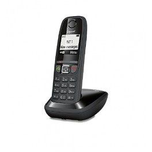 TELEPHONE DECT SIEMENS AS470 NOIR