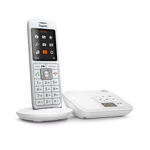TELEPHONE REPONDEUR DECT SIEMENS CL660A