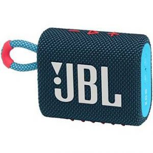 ENCEINTE BLUETOOTH JBL GO 3 ETANCHE BLEU