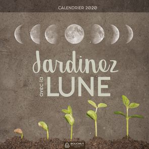 CALENDRIER ILLUSTRE 30X30 JARDINEZ AVEC