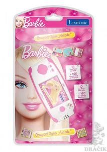 BLISTER 1 CONSOLE CYBER ARCADE BARBIE