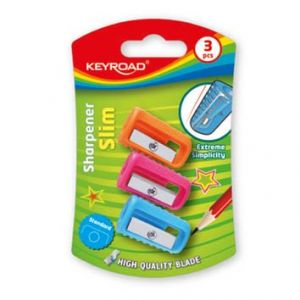 BLISTER 3 TAILLE CRAYONS 1 USAGE KEYROAD