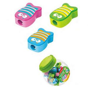 TAILLE CRAYONS 1 USAGE KEYROAD FUNNY