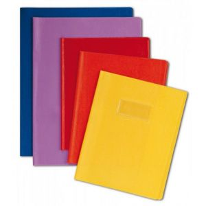 PROTEGE CAHIER A4 OPAQUE BLANC